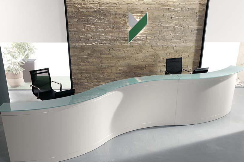 Receptions arredamenti e mobili per ufficio donati for Mobili per reception
