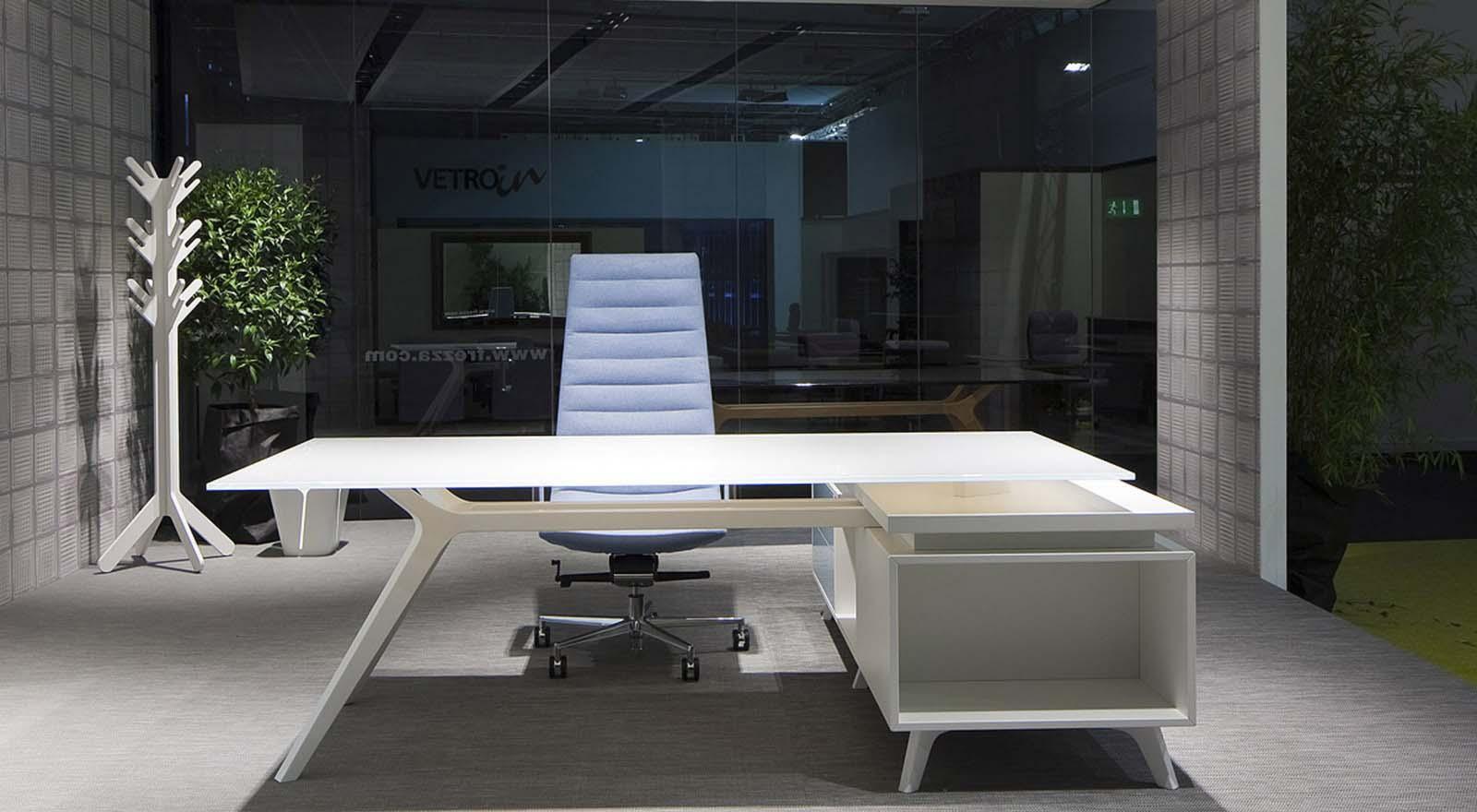 Scrivania Ad Angolo Design : Scrivania ad angolo in legno mirÒ scrivania castellani